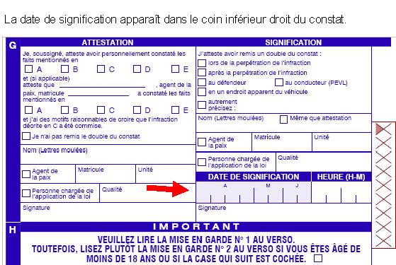 Ville Montréal Qc Ca Payer Constat >> Constat Et Vos Options Ville De Mont Tremblant