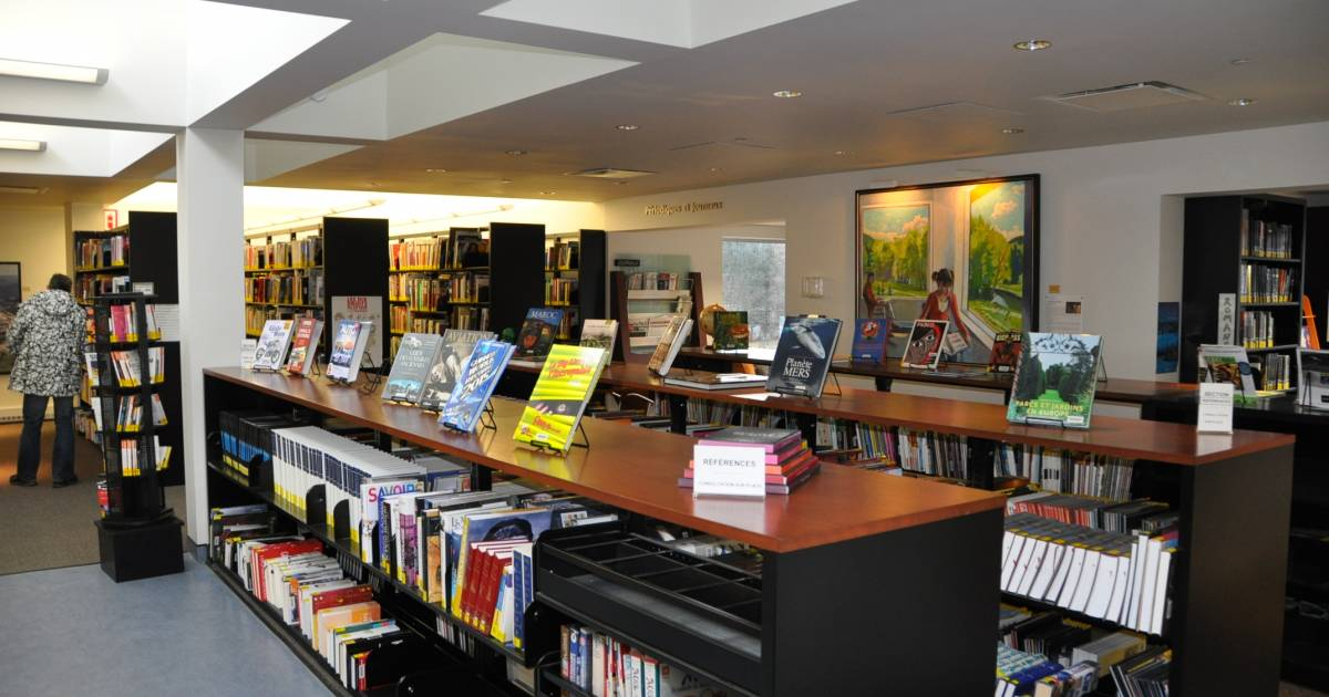 Samuel-Ouimet Library | City of Mont-Tremblant