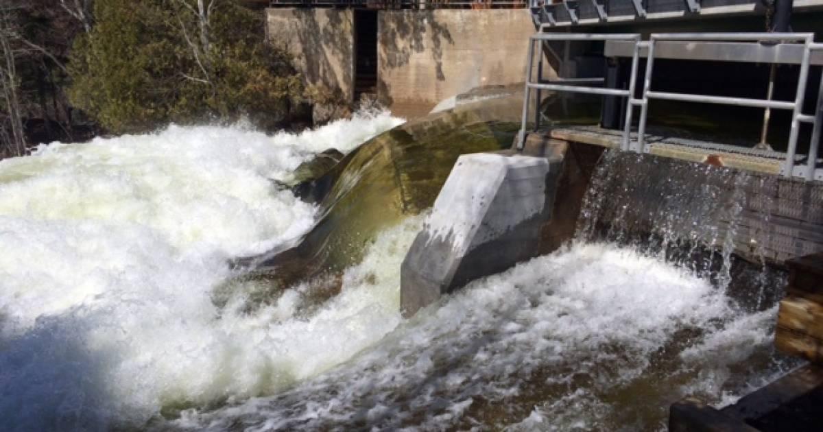 Fonction du barrage du lac Tremblant | Ville de Mont-Tremblant